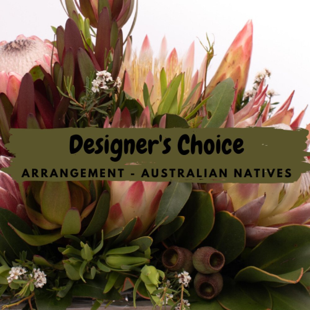 Designers Choice - Australian Native Arrangements