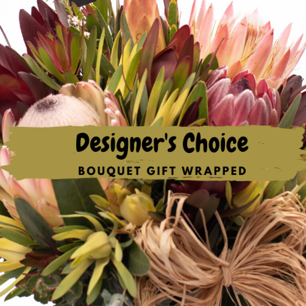 Designers Choice - Aust Native Bouquets