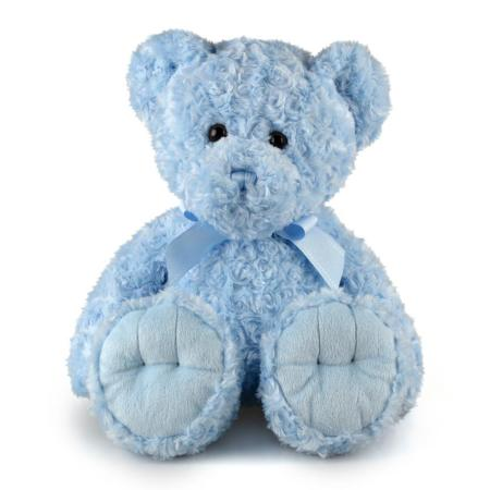 Max Teddy Bear Blue