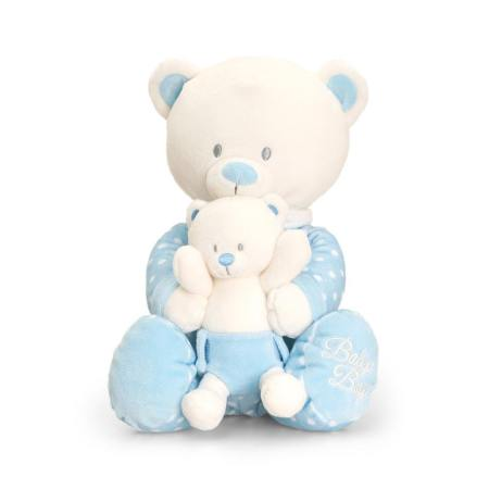 Baby Bear with teddy Blue