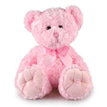 Max Teddy Bear pink