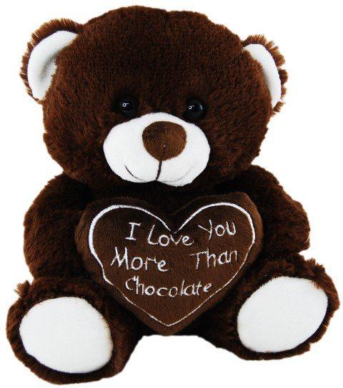 I love you more than chocolate teddy bear voltagebd Gallery