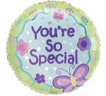 You`re So Special Helium Balloon